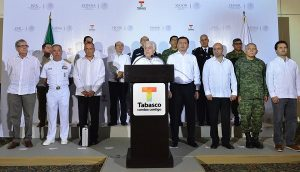 Anuncian llegada de la Gendarmería; reforzará combate a ilícitos en Centro