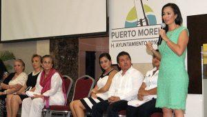 Organizaciones Civiles, motor para el desarrollo integral de la sociedad: Laura Fernández