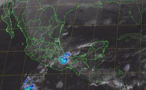 Tormentas muy fuertes se prevén en regiones de Puebla, Veracruz y Oaxaca