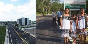 Optimizan la infraestructura carretera de Yucatán