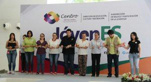 Realiza Centro Expo de Jóvenes Emprendedores