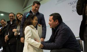 El Secretario de Gobernación puso en operación el programa «Soy México, Mi Acta al Nacer»