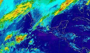 Se prevén lluvias en Puebla, Veracruz, Oaxaca, Chiapas y Tabasco, para las próximas horas