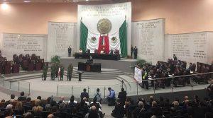 Toma protesta Miguel Ángel Yunes Linares como gobernador Constitucional de Veracruz