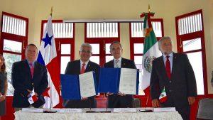 Firma de Memorándum de Cooperación Turística CDMX-Panamá