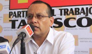 Renovara PT dirigencia en los primeros meses de 2017: Martin Palacios