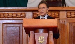 Anuncia Yunes plan financiero para enfrentar crisis en Veracruz