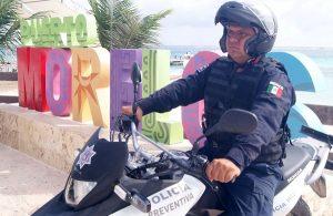 Entra en operación la Policía Turística de Puerto Morelos