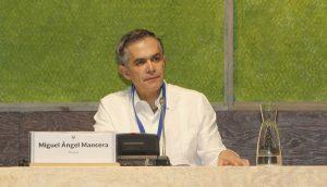 Asunto de seguridad nacional, la pérdida de biodiversidad, afirma Jefe de Gobierno en COP13