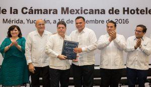 Potencial en Yucatán, para competir en el ramo turístico a nivel mundial