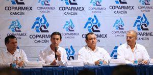 Celebran empresarios transparencia y apertura del gobierno de Remberto Estrada