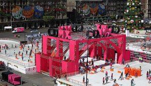 Horario especial de la Pista de Hielo Zócalo por festejos de Año Nuevo 2017