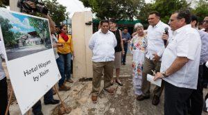 Unidad, para que Yucatán siga adelante: Rolando Zapata Bello