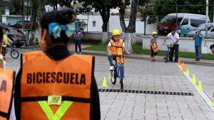 """Habrá """"Bici Escuela"""" durante Centro en Movimiento"""