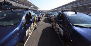 Policía CDMX recibe nuevas patrullas y equipo