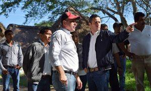 Supervisan proyectos de infraestructura en Calakmul