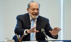 México está listo para negociar con Trump: Carlos Slim