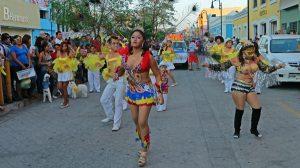 Inician las fiestas de Carnaval en Centro quemando al Mal Humor