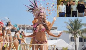 Reportan hoteleros en Veracruz 60 por ciento de reservaciones para Carnaval 2017