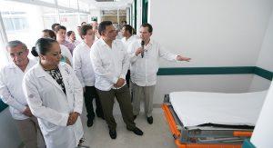 Realizan cirugía exitosa a paciente pediátrico en el O'Horán