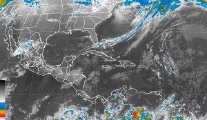 Ambiente frío en gran parte de México y tormentas fuertes en Veracruz, Tabasco y Chiapas