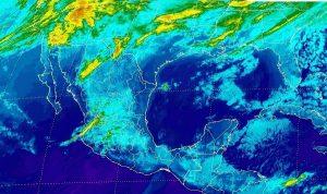 Se pronostica ambiente frío, vientos en el litoral del Golfo de México y la Península de Yucatán