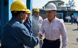 Tenemos que defender la industria azucarera de la que viven más de un millón de veracruzanos: Yunes