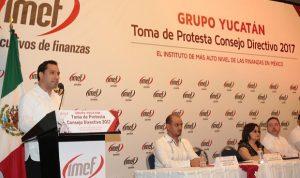 IMEF Yucatán reconoce disciplina financiera del Ayuntamiento de Mérida