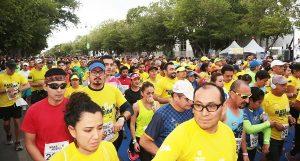 Participaron 3 mil 118 personas en el Maratón de Mérida 2017