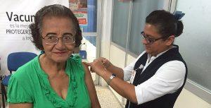 Exhortan a la población de Tabasco a vacunarse contra la influenza