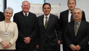 Firma Agencia Espacial Mexicana Convenio con el Tecnológico Nacional de México de la SEP