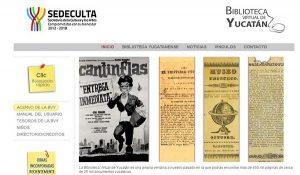 Biblioteca Virtual de Yucatán da acceso ilimitado a más de 23 mil títulos