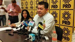 Mi voto será por AMLO en 2018: Candelario Pérez Alvarado