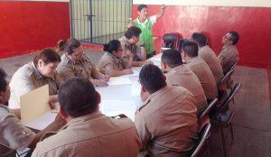 Fortalecen atención en centro de retención municipal en Cancún con capacitación permanente