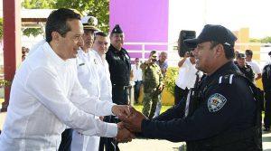 """Encabezará el Gobernador Carlos Joaquín la celebración del """"Día del Policía"""""""