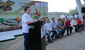 Jonuta en Centro fortalece diversidad cultural y agenda común entre municipios: Gaudiano