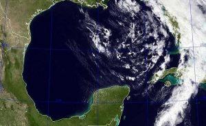 Se prevé descenso en las temperaturas mínimas por masa de aire frío en la Península de Yucatán