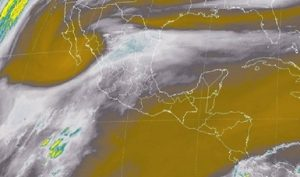 Se prevé probabilidad de lluvia e incremento en la temperatura en gran parte de México