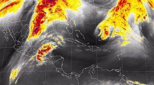 Para las próximas horas se pronostican tormentas fuertes en Tabasco y Chiapas