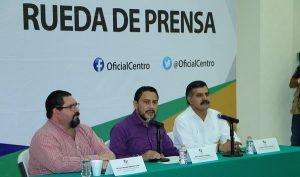 Establecen diálogo y asumen compromisos Ayuntamiento de Centro y el CCET