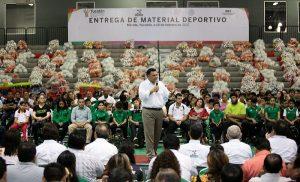 Municipios de Yucatán, con espacios deportivos vivos
