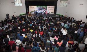 Cerca de 35 mil alumnos inician ciclo escolar en la UJAT