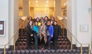 Mujeres especialistas reciben nuevos conocimientos en el extranjero para aplicar en Quintana Roo