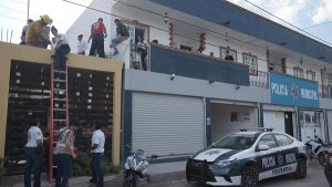 Inicia semana de simulacros de incendios en dependencias municipales de Puerto Morelos