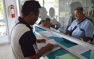 Por un transporte de calidad y seguro la Sintra revisa unidades en Quintana Roo