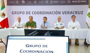 Trabajaran Veracruz-Tabasco en brindar seguridad en la zona limítrofe: Yunes Linares