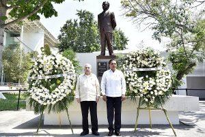 Tabasco y Michoacán rinden homenaje a Francisco J. Múgica