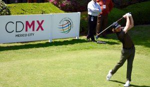 Inicia la primera jornada del World Golf Championships en la CDMX