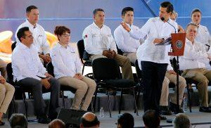 Presidente Enrique Peña Nieto ratifica compromiso con Campeche