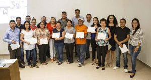 Concluye capacitación a Emprendedores de Puerto Morelos
